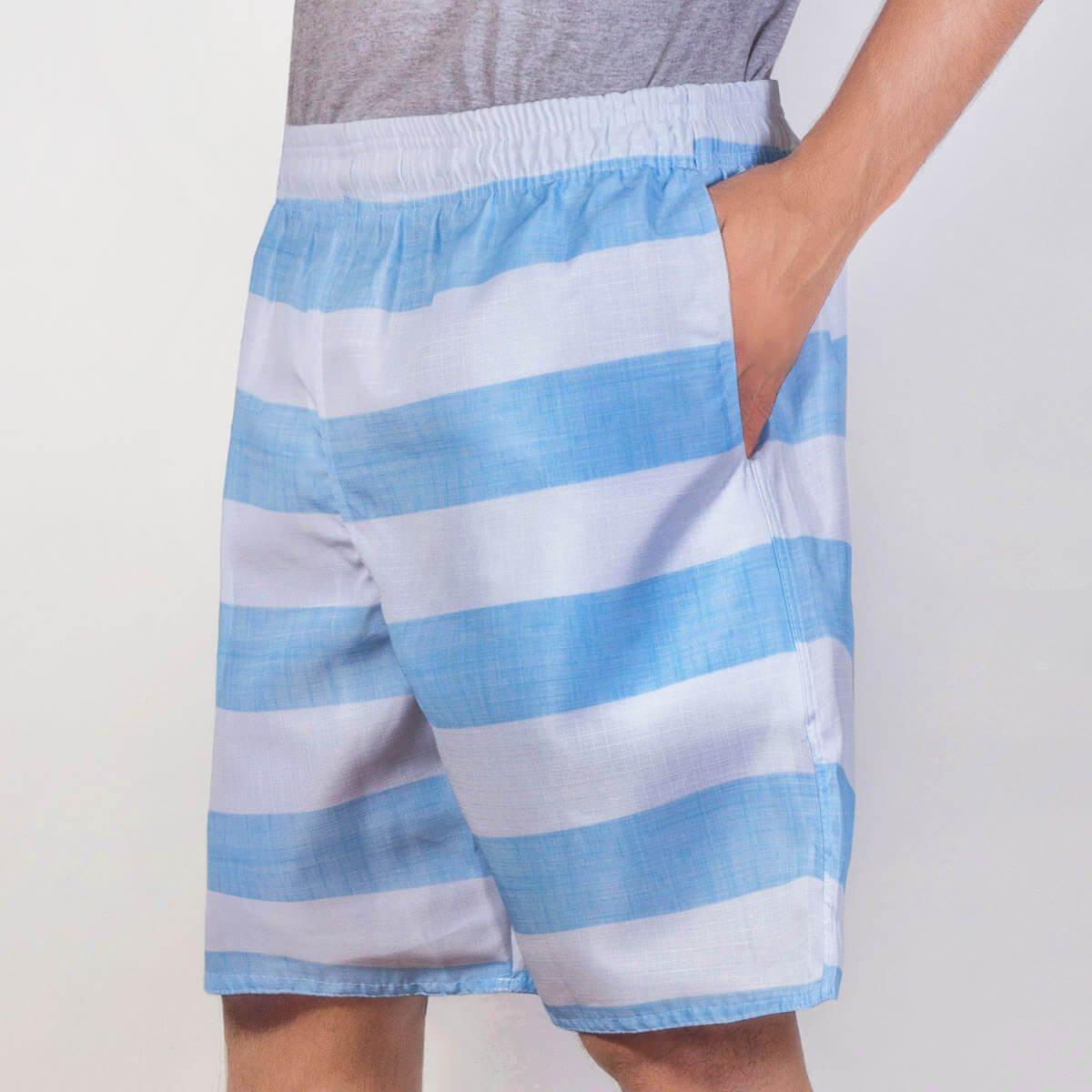 Azul Jeans/Branco