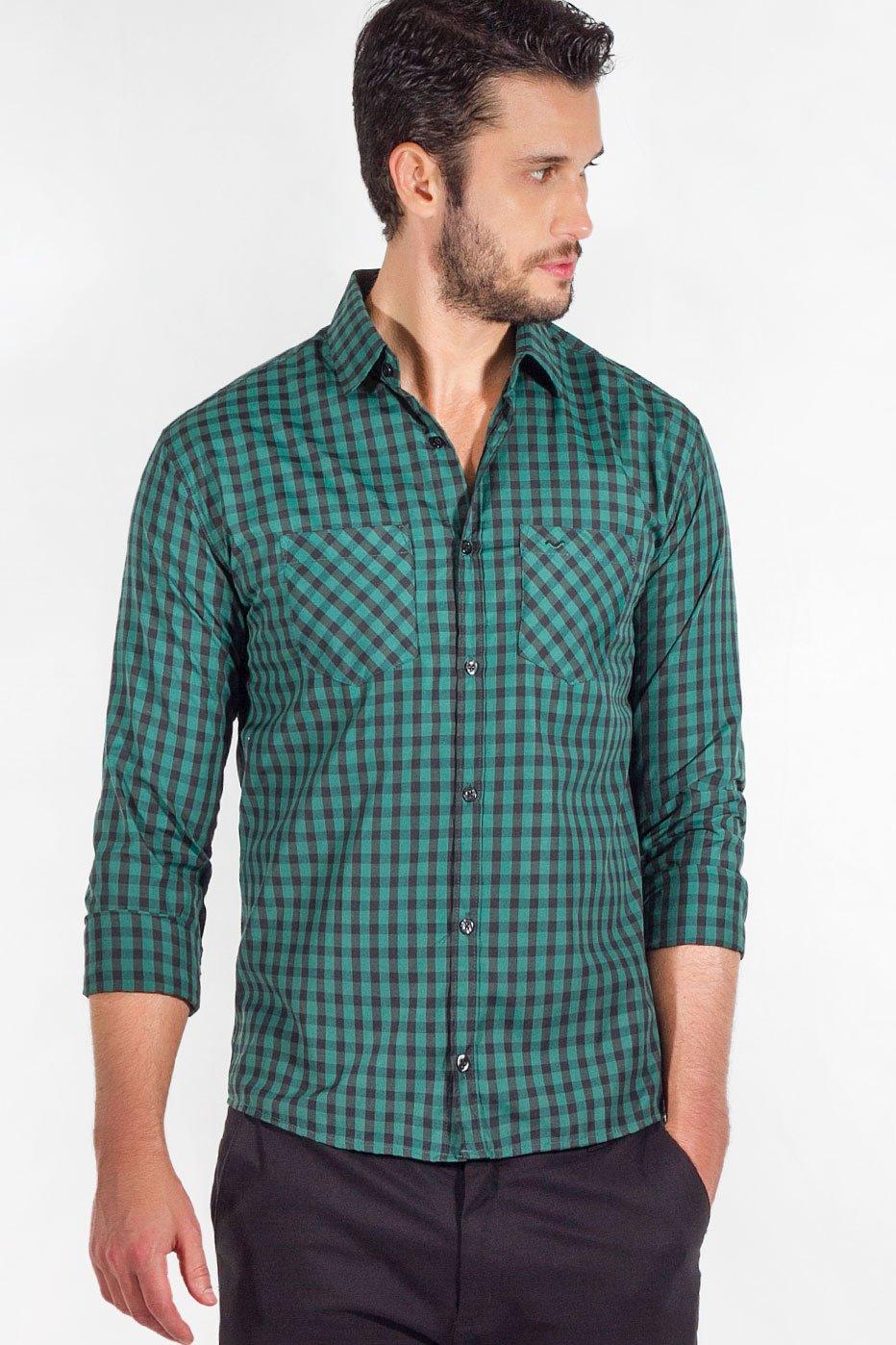 Verde/Preto