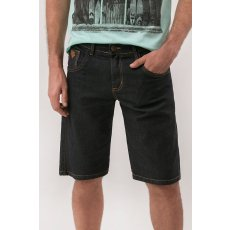 Bermuda Jeans Black Reta