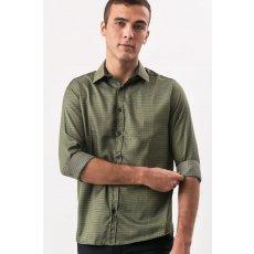 Camisa Casual Maquinetada Xadrezinho