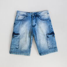 Bermuda Jeans Cargo